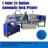 Stazione automatica di colore 24 della pressa 1 dello schermo del calzino