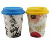 Gesunde Bambusfaser-materielle Kind-trinkendes Cup (YK-BC4082)