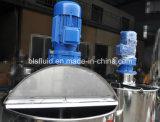 Jus de betterave vertical en acier inoxydable de réservoir de stockage avec un homogénéisateur