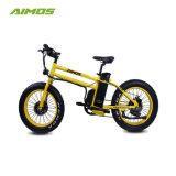2017 تصميم جديدة من صفراء مزدوجة [بفنغ] محاكية درّاجة كهربائيّة من الصين مموّن