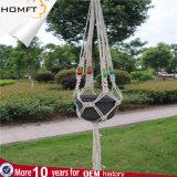 고품질 Handmade 플랜트 걸이 또는 홀더 소형 테라코타 남비 홀더