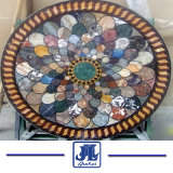 Floor Hotel를 위한 대리석 Water Jet Medallion Natural Stone Mosaic Pattern