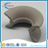 Intalox de cerámica de los soportes para columna de destilación