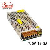 Smun S-100-7.5 100W 7.5VDC 13.3A Schaltungs-Modus-Stromversorgung