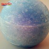 طبقات زرقاء ريحيّة أنيق كرة شمعة يجعل من بارافين