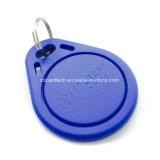 Tag que pode escrever-se Keyfob de 125kHz Em4200 RFID para o controle de acesso da copiadora