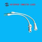 2 3 4 Pin напольное СИД светлое IP67 делает разъем водостотьким силового кабеля