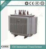 Installé en plein air de 200kVA 3 Phase scellé d'huile de transformateur électrique