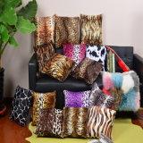 Ammortizzatore del tessuto di Pluch dell'ammortizzatore del sofà delle pelli animali