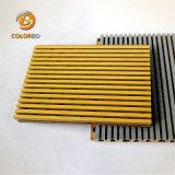 Conception spéciale de l'acoustique de bois panneau en bois