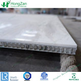 Le mur intérieur Panel avec panneau composite Honeycomb de polissage de pierre