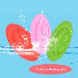 한 조각 비독성 FDA는 Placemat 격판덮개를 공급해 실리콘 아기를 분류한다