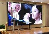 スクリーンを広告するための屋内フルカラーの高い明るさP6 LED表示
