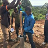 1 polegadas por 4 grandes solares de fluxo da bomba de água de irrigação agrícola Sistema com controlador MPPT