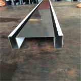 Prix de revêtement PVD Catégorie 304 Profils de porte en acier inoxydable