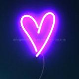 Neon der China-Fabrik-nach Maß Acrylneoneffekt LED leuchten Zeichen-Zeichen