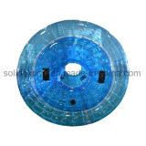 Transparante Reuze Opblaasbare het Lopen van het Water van de Bal van Aqua Zorbing van de Rol van pvc Drijvende Ballon