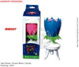 Wm006 Velas de aniversário de fogos de artifício de brinquedos