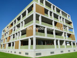 FRP Vergitterung, Fibergalss Zaun, GRP Wand, Dekoration, Baumaterial, Glasfaser-Vergitterung