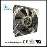 80*25mm 5V -24V DC da estrutura do grupo motoventilador de refrigeração sem escovas de Fluxo Axial