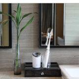 Aiwejay Sonic Cepillo de dientes eléctrico recargable con higienizador por rayos UV y secadora