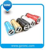 2018安い価格二重USBポートの携帯用車の可動装置の充電器