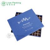 Venta caliente Chocolate personalizados multifuncional de alta calidad caja de papel de embalaje de regalo