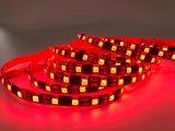 Indicatore luminoso di striscia flessibile personalizzato del PWB SMD5050 LED del nero di colore