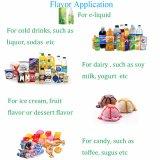 Los aditivos alimentarios los sabores de la fecha de color rojo en polvo sabor