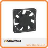 El voltaje de CA del motor del ventilador axial de 120x120x25mm SF12025