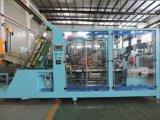 Machine d'emballage carton automatique pour les produits de soins de la peau à l'emballage Wj-Cgb-12