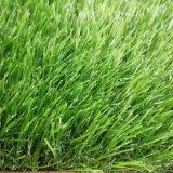 Erba artificiale d'abbellimento durevole sempreverde dell'erba