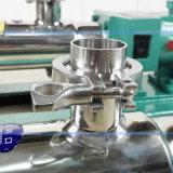 Pompa rotativa elicoidale dell'acciaio inossidabile della pompa di vite dell'olio della vite per grasso