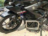 Faro de la motocicleta, DRL niebla Luces de conducción ATV Spotlight para carretilla