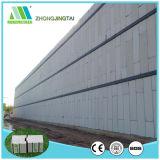 Thermal/звуконепроницаемых/водонепроницаемый EPS волоконно-сэндвич панели стены цемента для строительных материалов