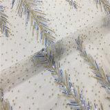 2019 Nuevo tejido de encaje lentejuelas tul bordado floral tejido de encaje vestido de noche