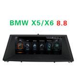 Android anabbagliante 7.1 1+16GB di BMW X5 BMW X6 DVD Navigatior di lettore DVD dell'automobile di Carplay
