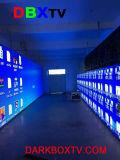 セリウム、FCC、ETLが付いているフルカラーのP6屋内広告および段階LED表示