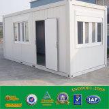 Structure en acier préfabriqué Mobile panneau sandwich chambre