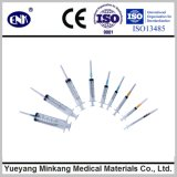 工場Disposable Syringe 1ml 2ml 3ml 5ml 10ml 20ml 30ml
