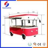 屋外の食糧トラックの販売のための移動式食糧車