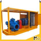 200CV diesel centrífuga Alto caudal de aspiración de doble bomba de agua