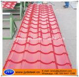 Strato d'acciaio del tetto lustrato PPGI