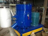 Granulador de trituração de moedura do saco do desperdício do plástico do PE de Hq-300L