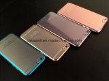 La qualité plaquent la caisse de TPU pour la cellule de l'iPhone 6/la couverture/cas de téléphone portable
