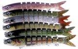 Swimbaits/attrait de Leurrer-Pêche - attrait en plastique - appât - palan de pêche Jm024