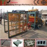 Qt5-20 automática de alta calidad máquina de fabricación de ladrillos huecos Hot-Selling concreto