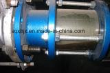 pirolisis del neumático 3ton que recicla la instalación de la máquina rápidamente