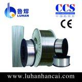 Haute qualité ER2209 sur le fil de soudure en acier inoxydable