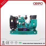 gerador psto do gás de 120kVA/96klw Oripo com regulador do alternador